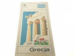 GRECJA - PRZEWODNIK TURYSTYCZNY