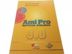 AMI PRO EDYCJA POLSKA 3.0 - Marek Zieliński 1993