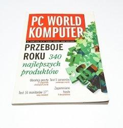 PC WORLD KOMPUTER NR 12/98 PRZEBOJE ROKU