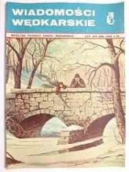 WIADOMOŚCI WĘDKARSKIE LUTY 1973 (284)