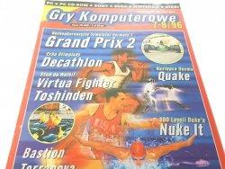GRY KOMPUTEROWE 7-8 / 96