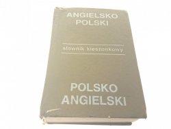 SŁOWNIK KIESZONKOWY. ANG-POL; POL-ANG (1983)