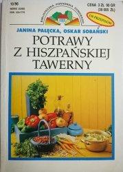 POTRAWY Z HISZPAŃSKIEJ TAWERNY Janina Pałęcka 1996