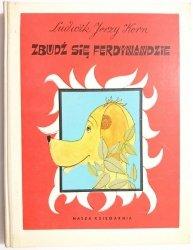 ZBUDŹ SIĘ FERDYNANDZIE - Ludwik Jerzy Kern 1970