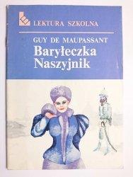 BARYŁECZKA NASZYJNIK - Guy De Maupassant 1988