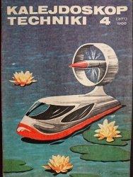 KALEJDOSKOP TECHNIKI NR 4 (371) 1988