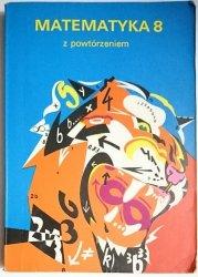 MATEMATYKA 8 Z POWTÓRZENIEM - Bryński 1993
