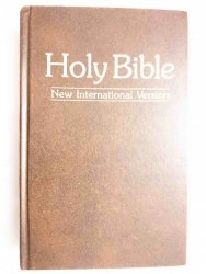 HOLY BIBLE. NEW INTERNATIONAL VERSION 1984