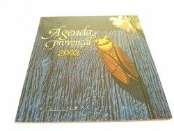 AGENDA PROVENCAL 2003