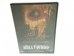 KRWAWA MASAKRA W HOLLYWOOD. DVD