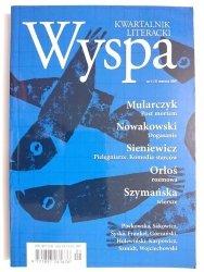 KWARTALNIK LITERACKI WYSPA NR 1 (1) MARZEC 2007