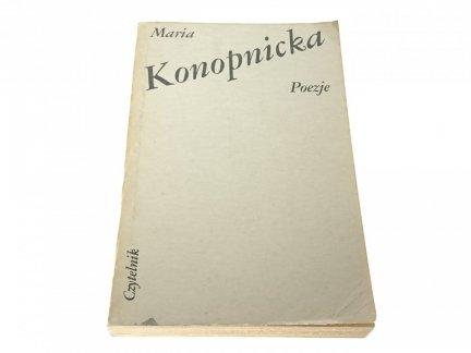 POEZJE - Maria Konopnicka