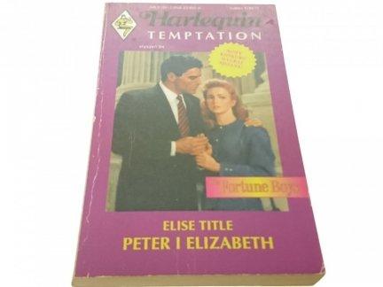 PETER I ELIZABETH - Elise Title (1994)