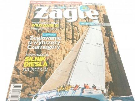 ŻAGLE NR 2 LUTY 2008 + JACHTY MOTOROWE NR 2 '08