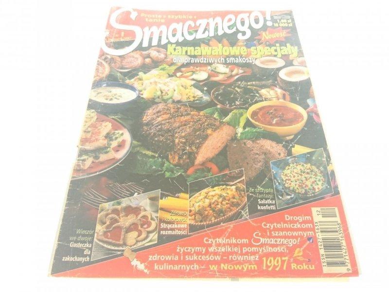 SMACZNEGO! NR 1 STYCZEŃ 1997