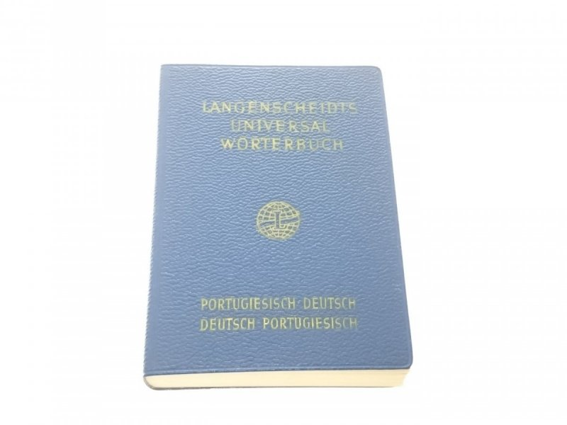 LANGENSCHEIDTS UNIVERSAL WORTERBUCH POR-DEU