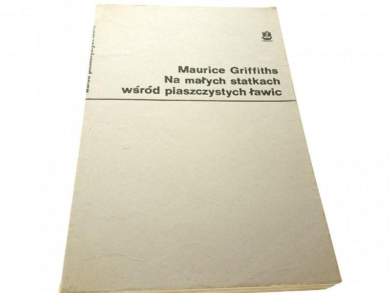 NA MAŁYCH STATKACH WŚRÓD PIASZCZYSTYCH ŁAWIC 1977