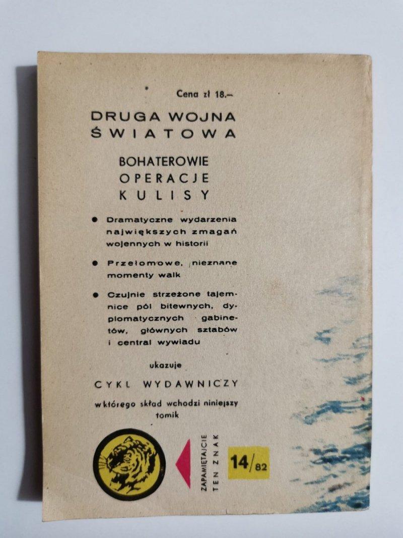ŻÓŁTY TYGRYS: 382 DNI KUJAWIAKA - Zbigniew Damski 1982