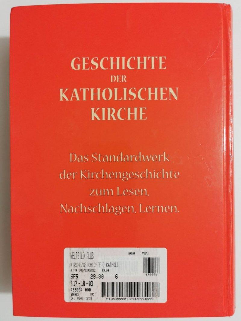 GESCHICHTE DER KATHOLISCHEN KIRCHE 1999