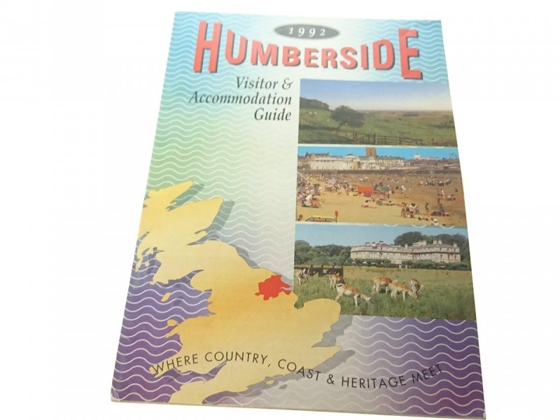 HUMBERSIDE. VISITOR AND ACCOMODATION GUIDE 1992