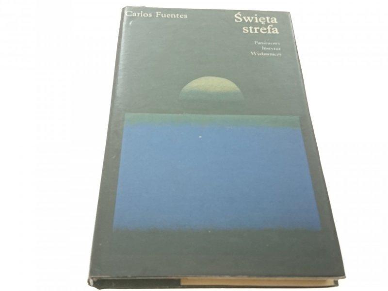 ŚWIĘTA STREFA - Carlos Fuentes (1977)