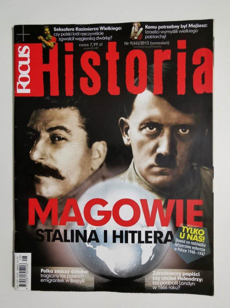 FOCUS HISTORIA NR 9 (66)/2012 WRZESIEŃ