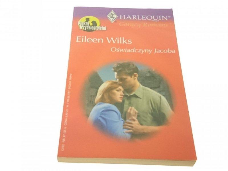 OŚWIADCZYNY JACOBA - Eileen Wilks (2002)