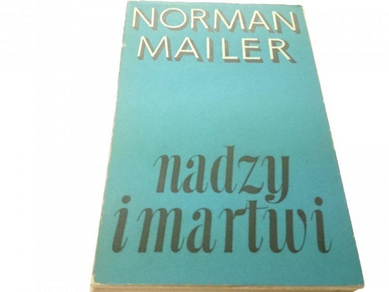 NADZY I MARTWI TOM I - Norman Mailer (1957)