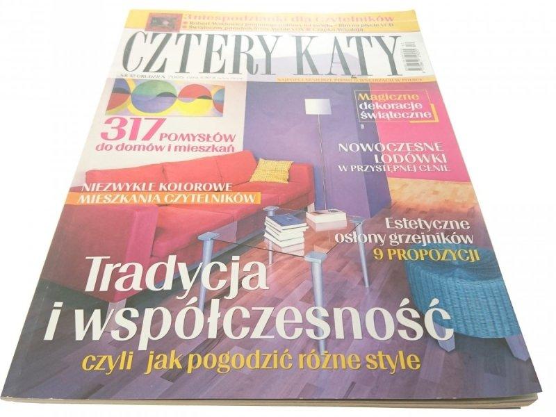 CZTERY KĄTY GRUDZIEŃ 2005