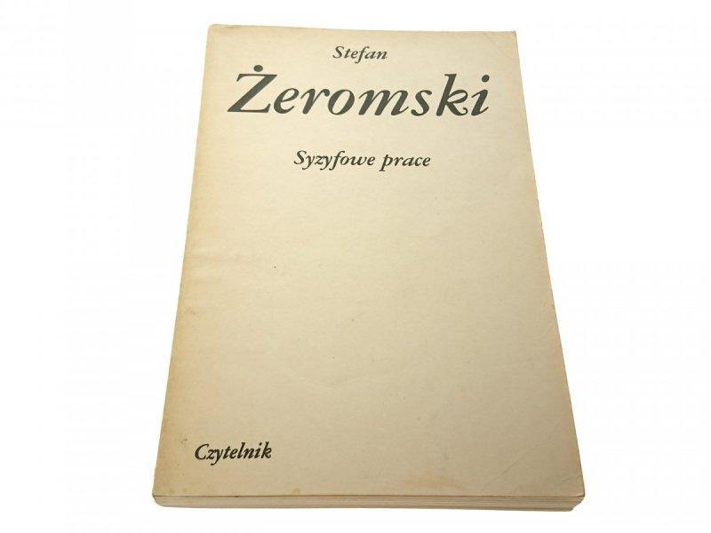 SYZYFOWE PRACE - Stefan Żeromski (1987)