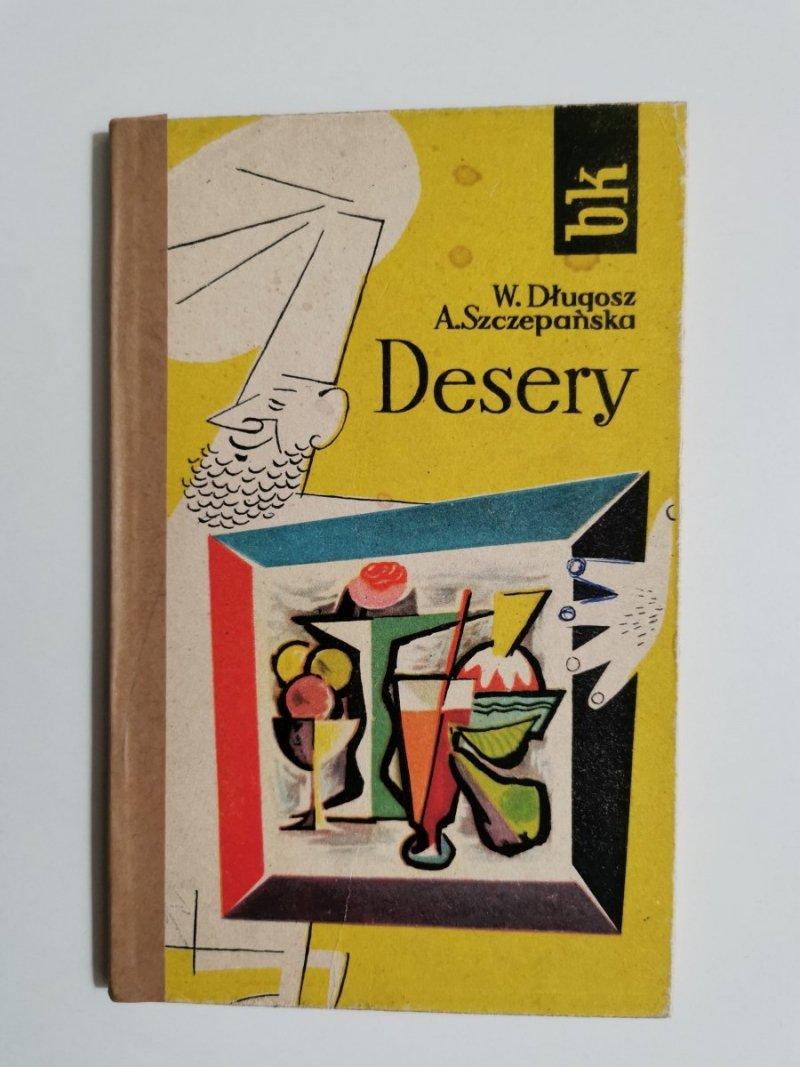 DESERY - W. Długosz 1959