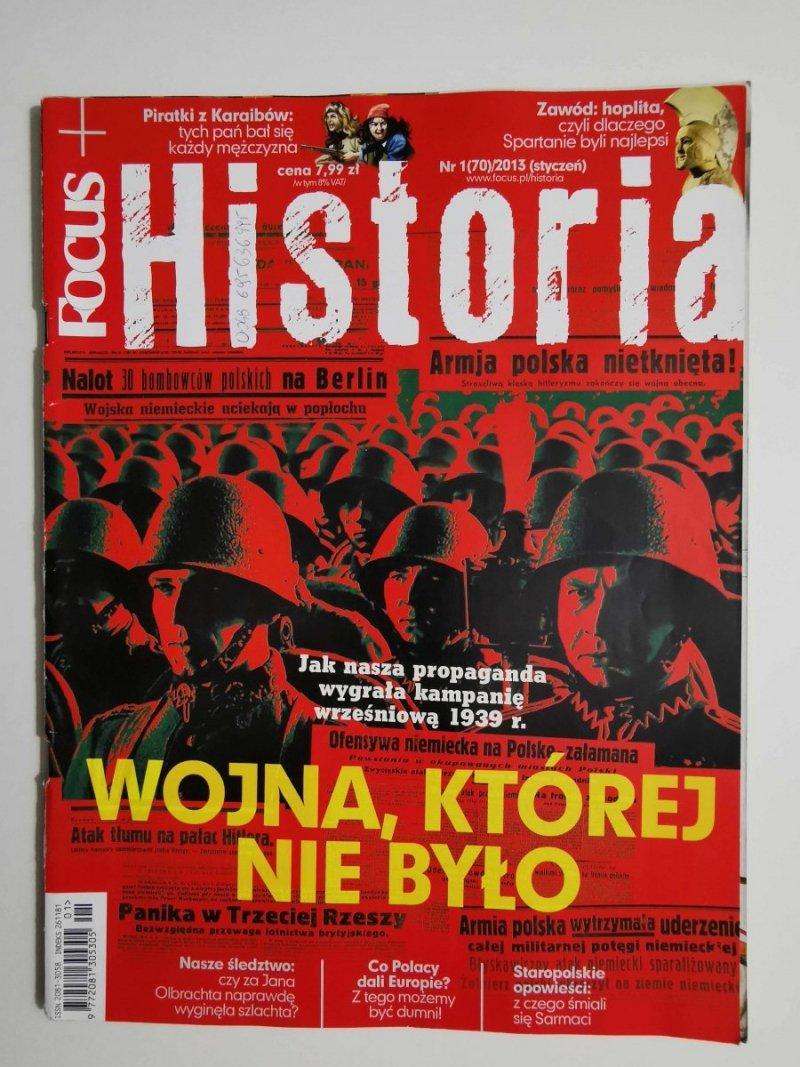 FOCUS HISTORIA NR 1 (70)/2013 STYCZEŃ