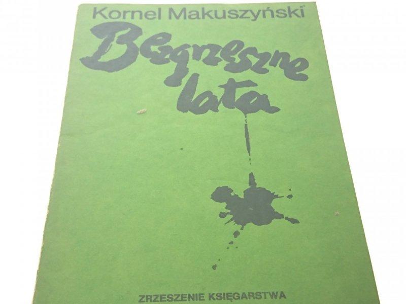 BEZGRZESZNE LATA - Kornel Makuszyński (VII, 1984)