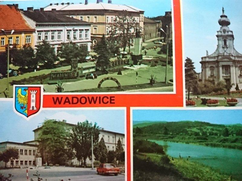 WADOWICE. FOT. Z. ŁAGOCKI, J. SIUDECKI