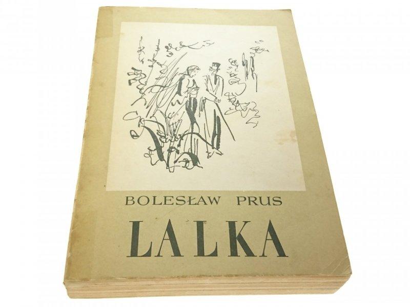 LALKA TOM 2 - Bolesław Prus 1977