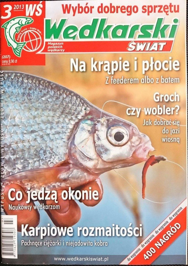 WĘDKARSKI ŚWIAT NR 3.2013 (207)