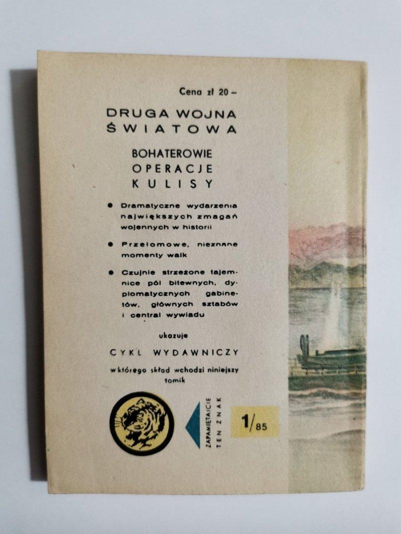 ŻÓŁTY TYGRYS: NA FALACH AMURU - Józef Wiesław Dyskant 1985