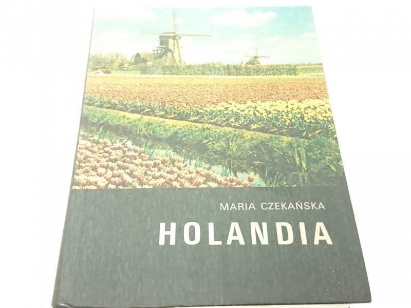 HOLANDIA - Maria Czekańska 1975