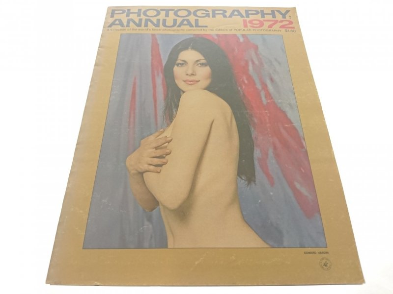 PHOTOGRAPHY ANNUAL 1972
