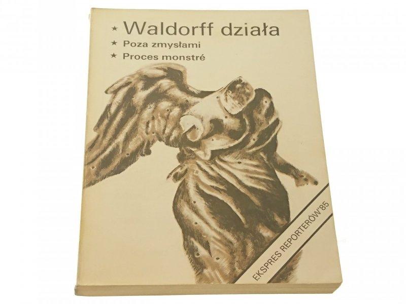 EKSPRES REPORTERÓW '85: WALDORFF DZIAŁA
