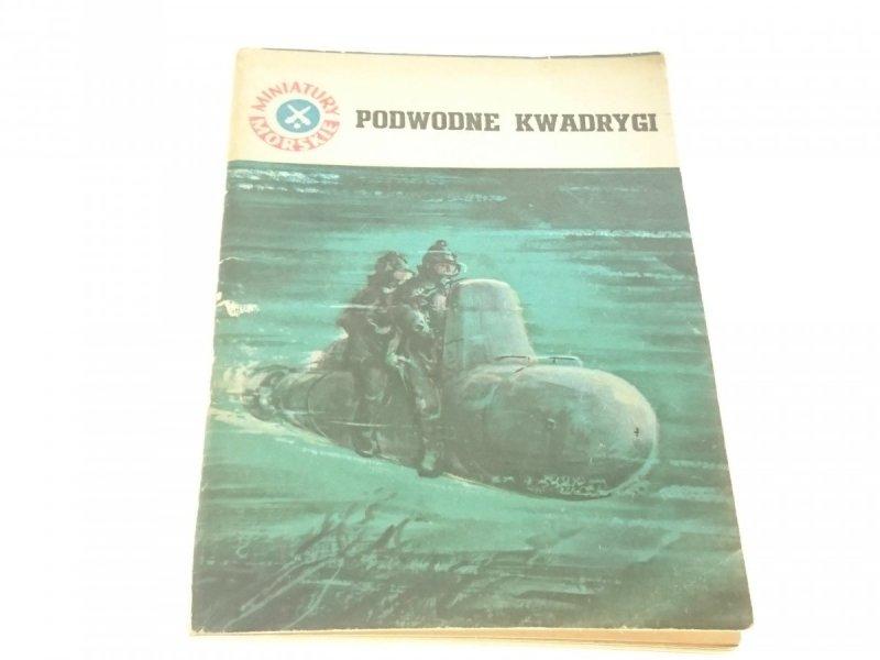 PODWODNE KWADRYGI - Jan Nowak (1960)