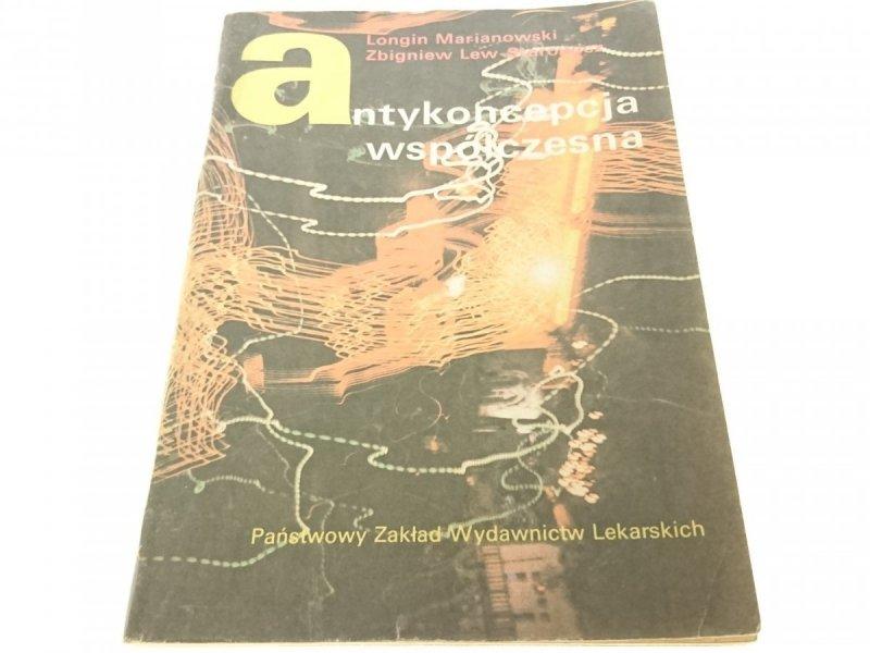 ANTYKONCEPCJA WSPÓŁCZESNA Longin Marianowski 1990