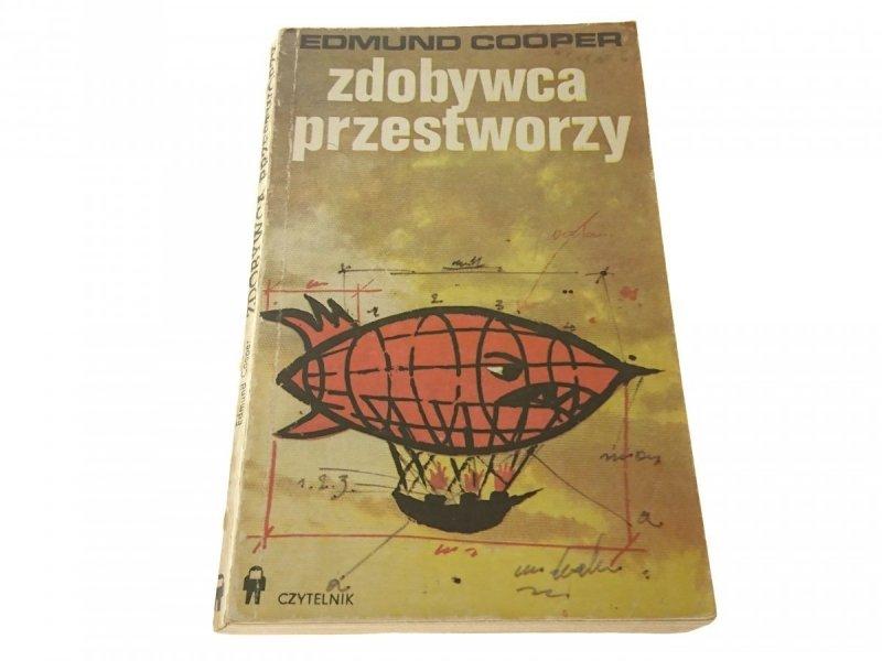 ZDOBYWCA PRZESTWORZY - Edmund Cooper