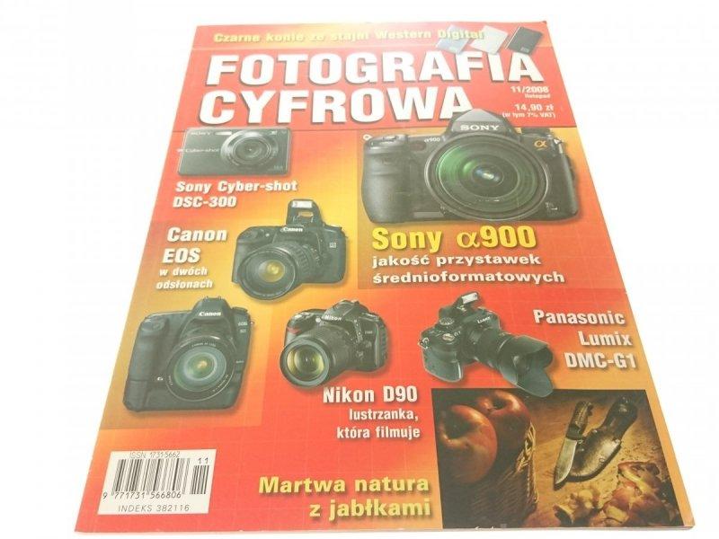 FOTOGRAFIA CYFROWA 11/2008