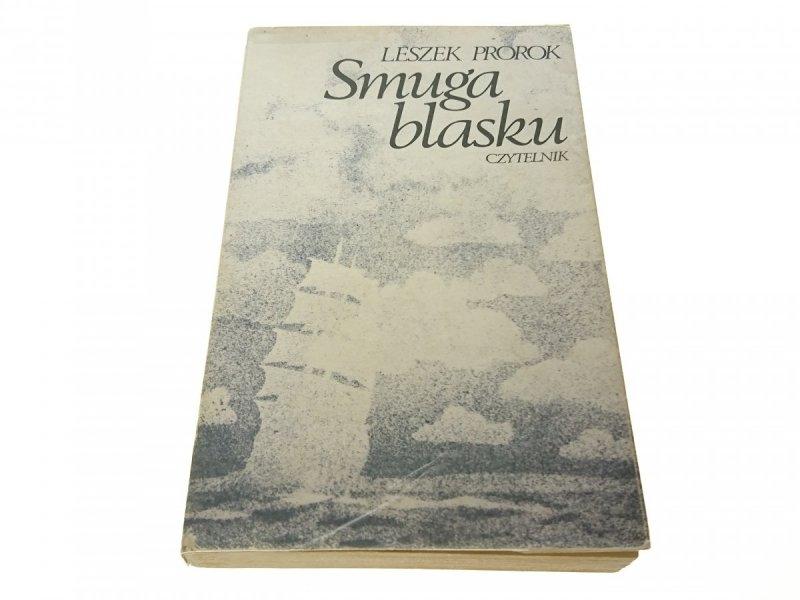 SMUGA BLASKU - Leszek Prorok 1982