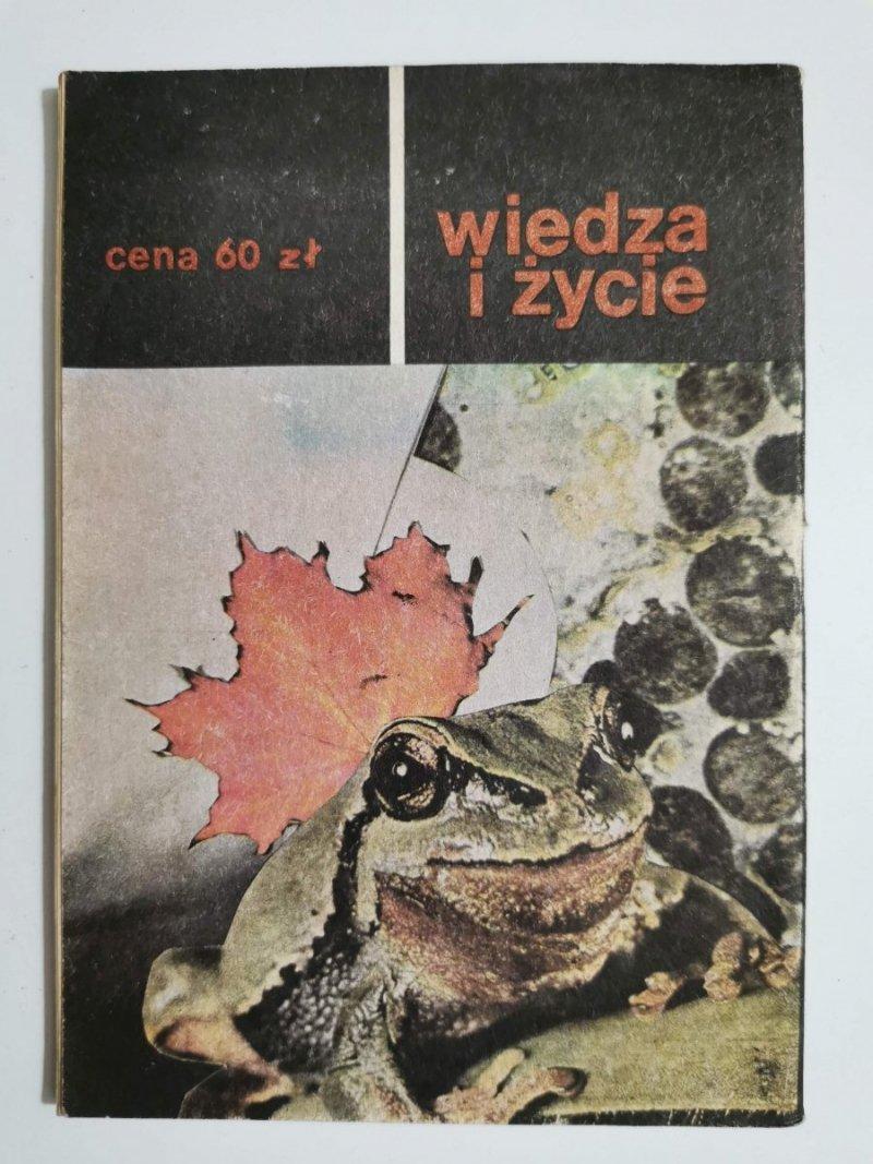 WIEDZA I ŻYCIE NR 7-8 1985