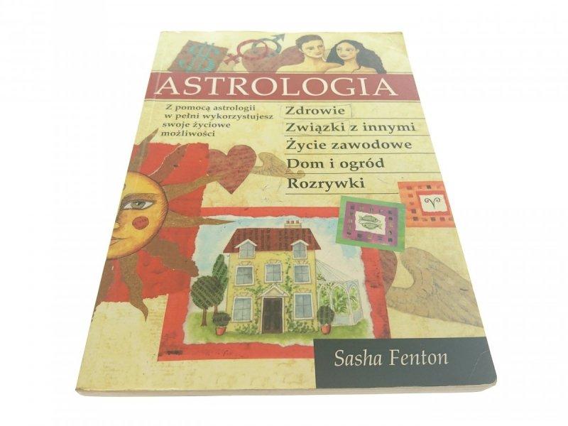 ASTROLOGIA - Sasha Fenton (2001)