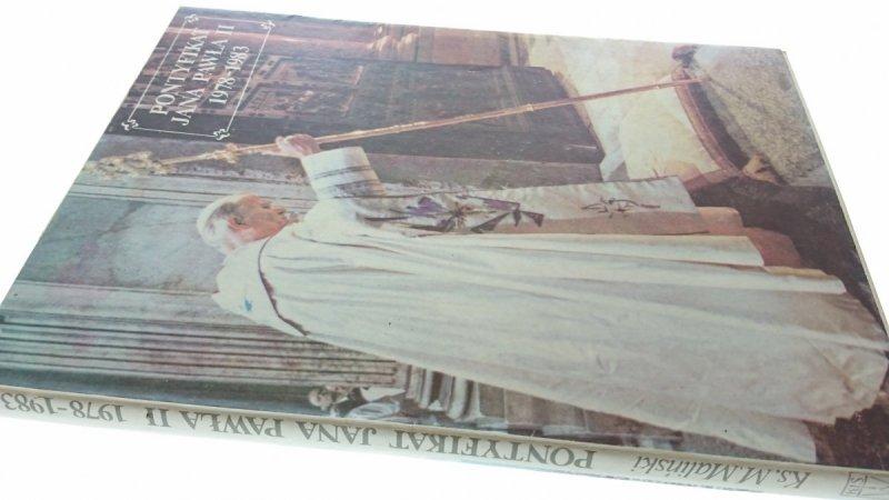 PONTYFIKAT JANA PAWŁA II 1978-1983 - Maliński 1987