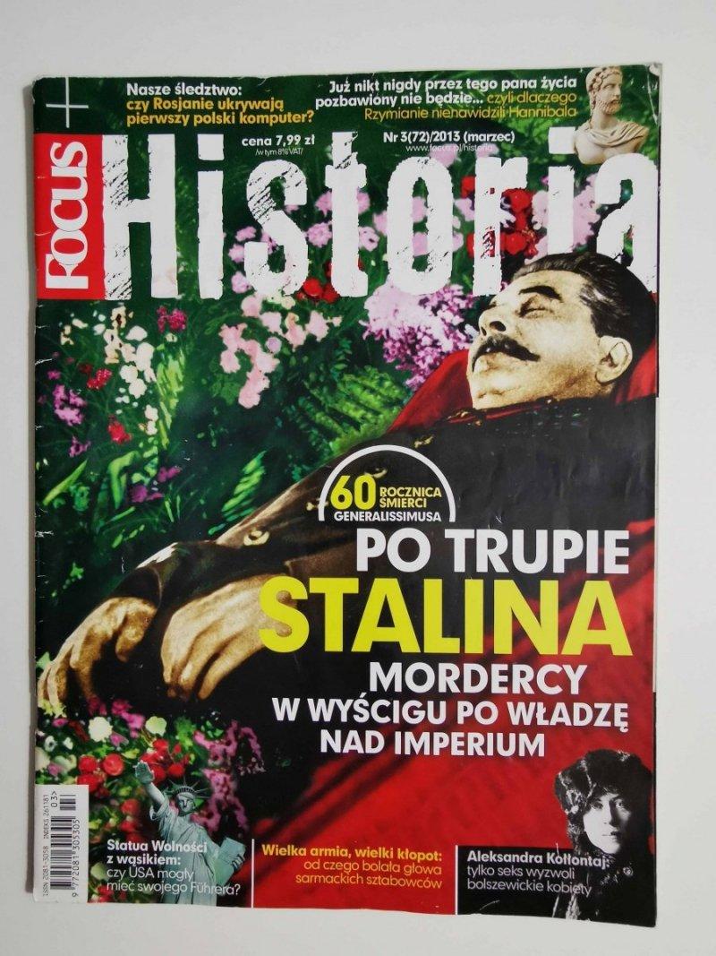 FOCUS HISTORIA NR 3 (72)/2013 MARZEC