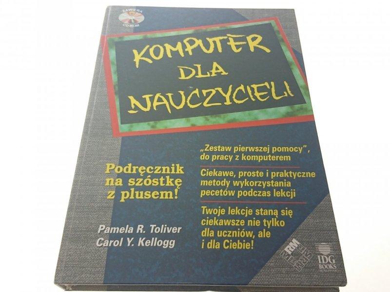 KOMPUTER DLA NAUCZYCIELI. BEZ CD